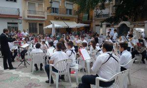 Encuentro Bandas Juveniles Nules-Navajas