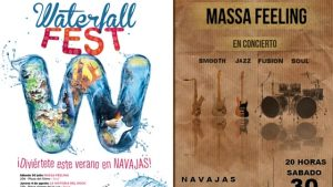 Waterfall Fest Navajas 2016