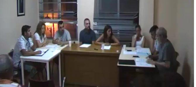 PACTO CONTRA LA CORRUPCIÓN Y POR LA RECUPERACIÓN ECONÓMICA EN NAVAJAS