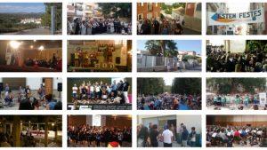 Siguen las actividades del verano en Navajas 2016