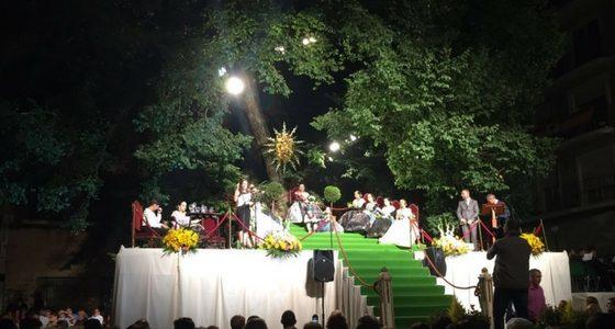 Empiezan las Fiestas en Navajas 2016