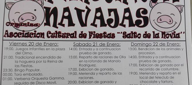 EL AYUNTAMIENTO DE NAVAJAS AGRADECE LA IMPLICACIÓN DE LOS VECINOS.