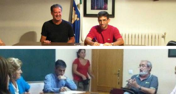 Navajas denuncia al Exsecretario a la fiscalia por irregularidades en su gestión.