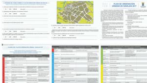 Consulta sobre Plan Ordenación Urbana Navajas