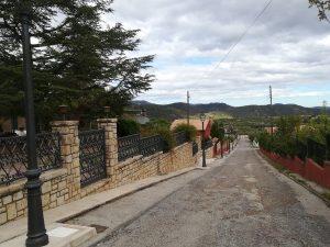 Urbanización Altomira Navajas