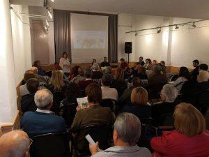 Asamblea informativa Alternativa por Navajas