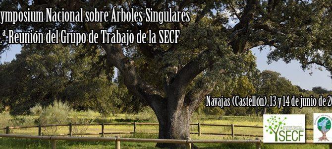 Symposium Nacional sobre Árboles Singulares