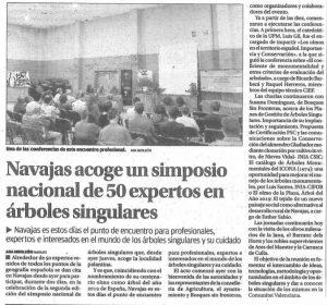 13 y14 Junio 2019 Nota de prensa symposium