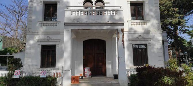 OBRAS DE REPARACION Y CONSERVACIÓN DEL EDIFICIO DEL PARQUE MUNICIPAL